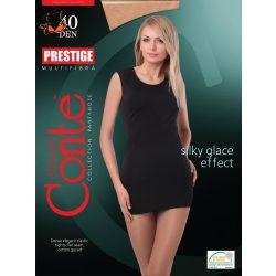 Prestige luxus fényes harisnya, 40 den, 3 db/csomag