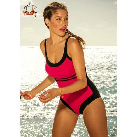 78b81577a3 Fanny Gym egyrészes fürdőruha, pink - 【ツ】Melltartó-Fürdőruha ...