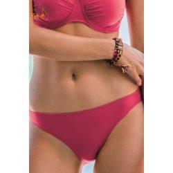 Alacsony derekú bikini alsó, pink
