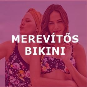 Merevítős bikini